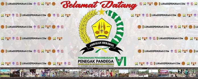 Banner Pramuka