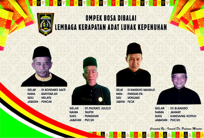 Banner Ompek Bosa dibalai