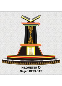 Banner Logo tugu Gerakan Negeri Beradat
