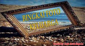 Banner Bingkai Foto Keluarga