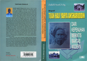 Banner Tuan Haji Yahya Ansoruddin