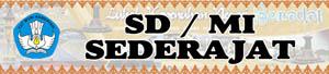 Banner SD dan MI