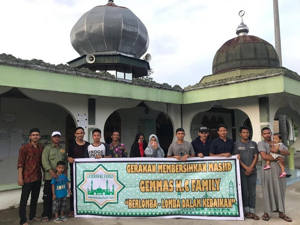 TKM : Masjid babuljannah