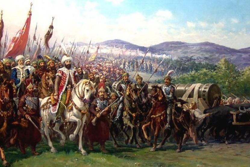 Kiprah Militer Sultan Muhammad II Usai Konstantinopel